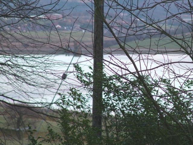 Ogden Reservoir Dam