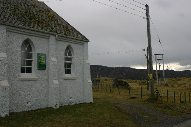 Church at Milton of Farr