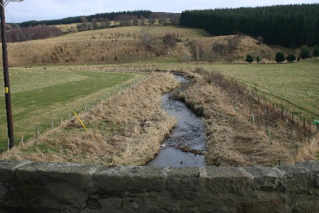 Water of Bogie