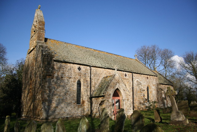 All Saints' church, Thornton-le-Moor, Lincs.