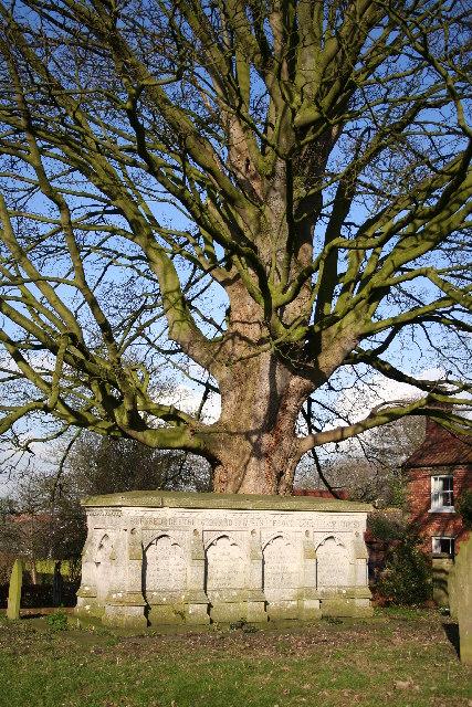 Skipworth tomb