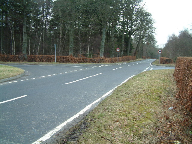 Craigieholm crossroads