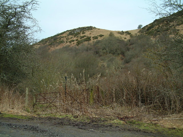 Hill and crag