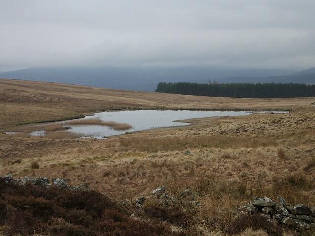Lochan or reservoir?