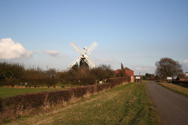 Hewitt's Windmill