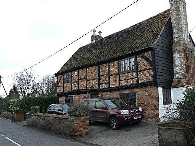 Lanthorn Cottage, Horton