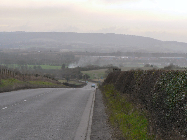 View from the foot of Beacon Hill