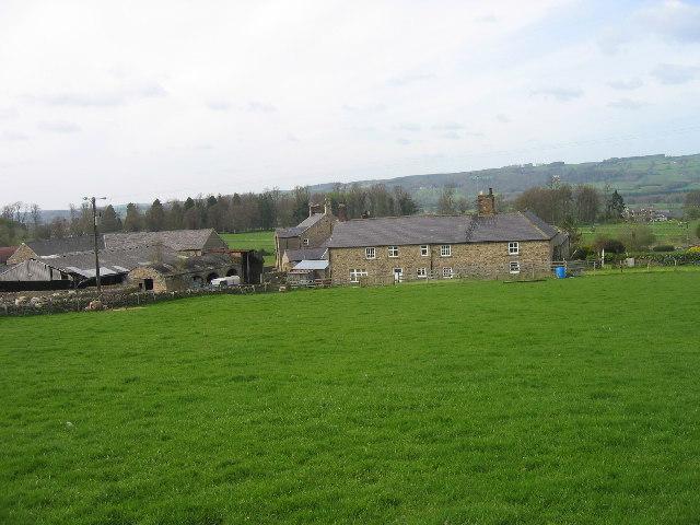 High Town Farm, near Corbridge