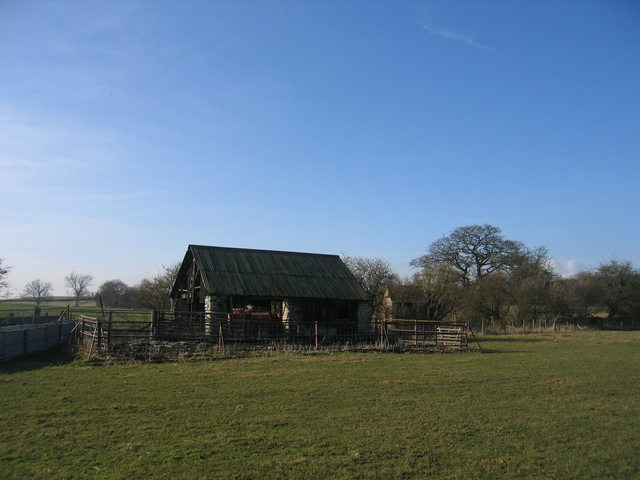 Farm Buildings at Gipsy Hall Farm
