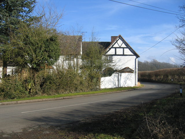 Cottage near Aston Cantlow