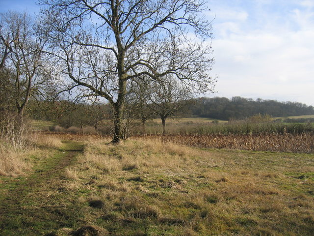 Footpath to Iron Gate Farm