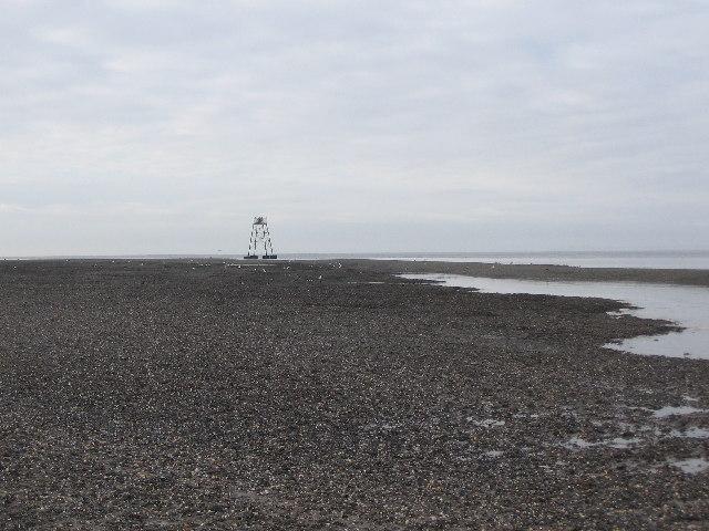 Low tide at Lees Scar