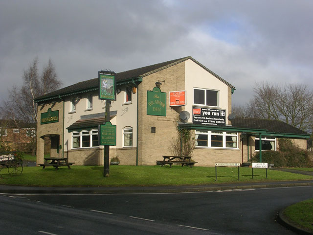 The Brawn's Den public house, Winchester Drive, Brandon