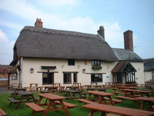 Ham farm Harvester pub.