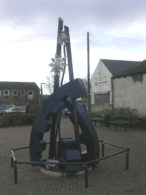 The Willington sculpture