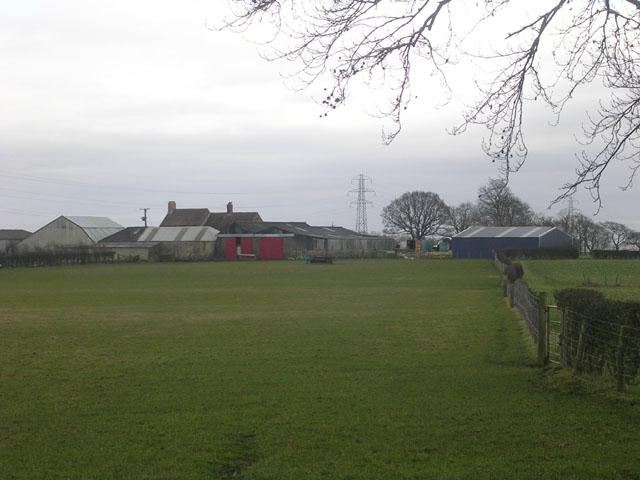 Blakeley Hill Farm, Hunwick