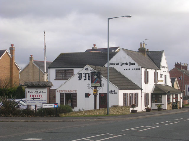 Duke of York Inn, Fir Tree