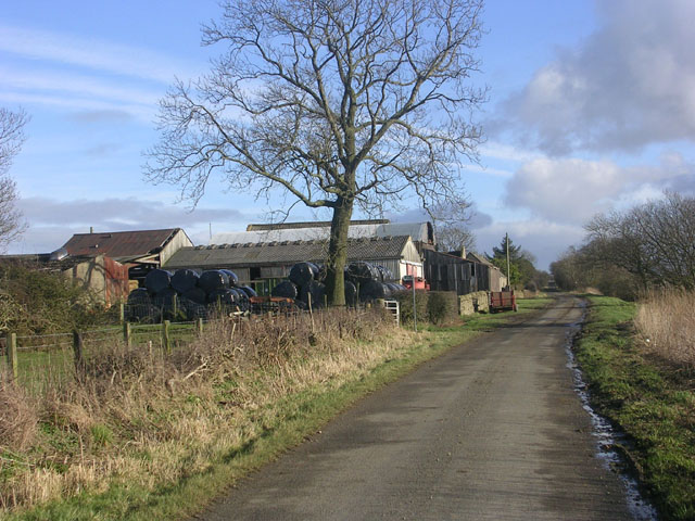 East Park Farm, Roddymoor Road, near Crook