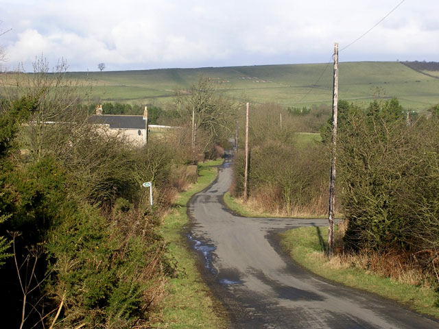 Craig Lea Road, near Crook