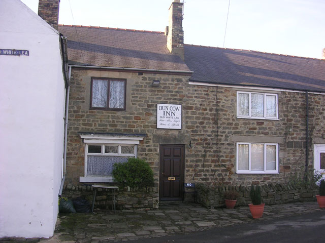 Dun Cow Inn, Old White Lea, near Crook
