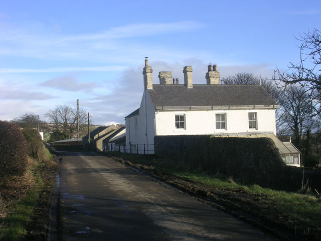 White Lea Farm, near Billy Row, Crook