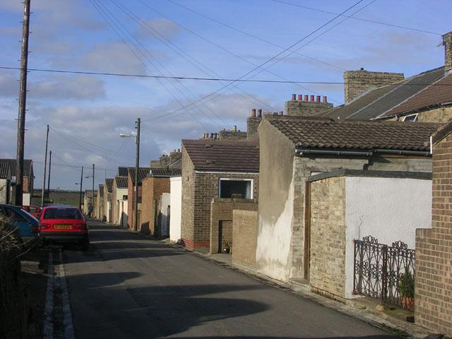 Arthur Terrace, Stanley Crook