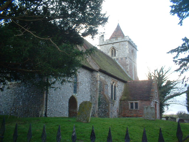 St Augustine's Church, East Langdon