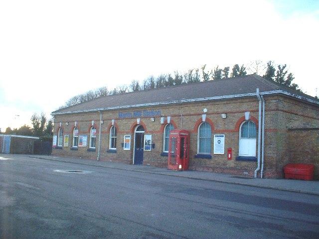 Martin Mill Station
