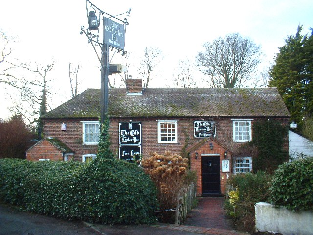 The Old Lantern Inn, Martin