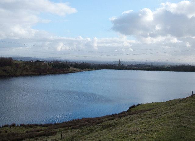 Greenbooth Reservoir, Rochdale