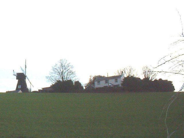 Windmill near Walmer
