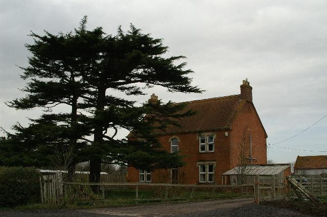Kings Farm, Huntspill Level