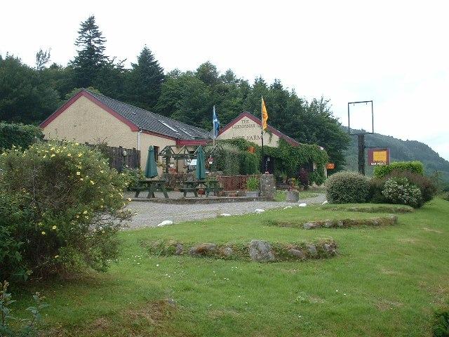 The Glenfinnart , Deer Farm