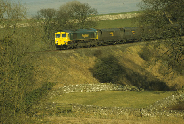 Train at Smardale