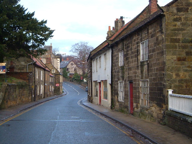 Ruswarp High Street