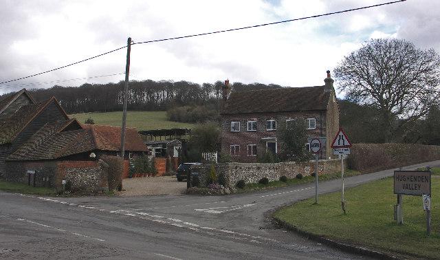 Lower Warren Farm, Hughenden Valley
