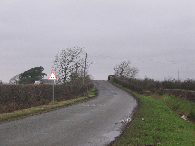 B5307 near Sleightholme
