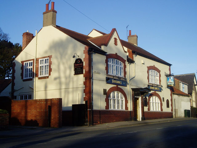 The Britannia public house, The Green, Acomb