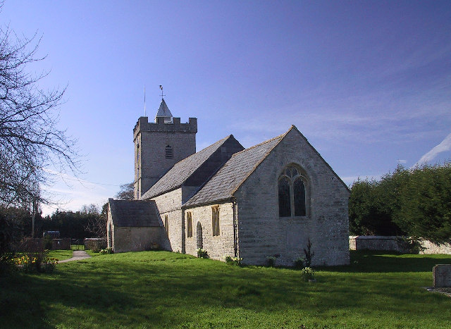St Peter's Church, Catcott, Somerset. Part 13th Century. Grade1 Listed Building
