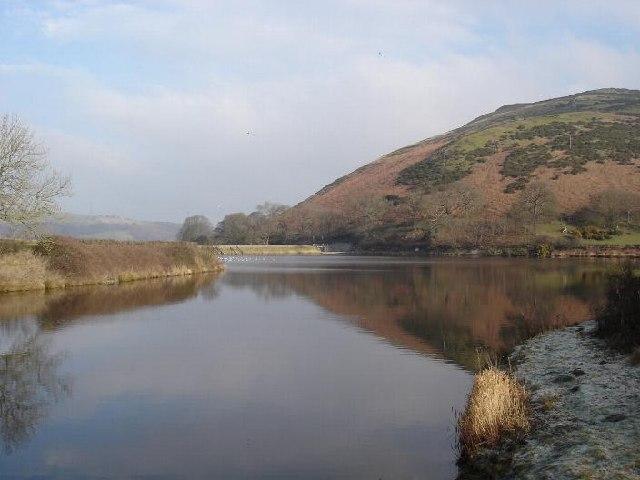 Plas Uchaf Reservoir