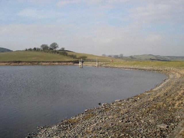 Dolwen reservoir