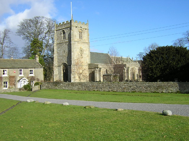 Romaldkirk Church