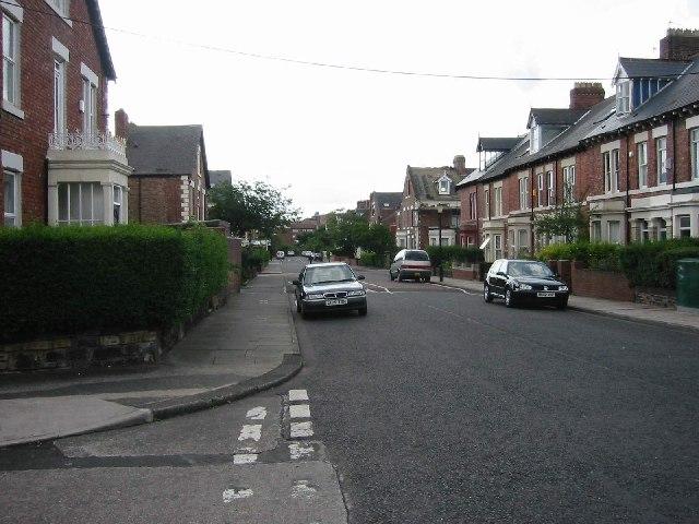 Heaton Hall Road