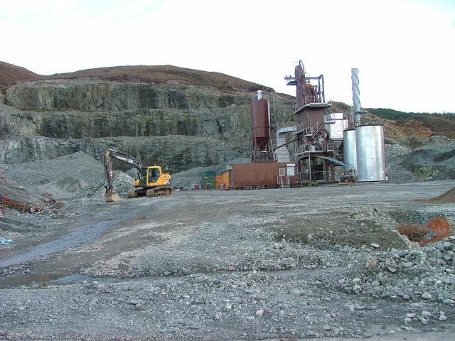 Sconser Stone Quarry