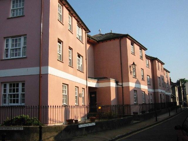 Ticklemore Street, Totnes