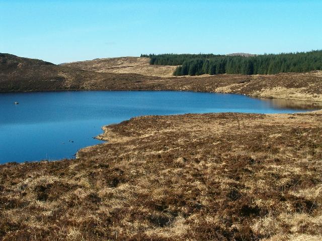 Loch Airigh na Creige