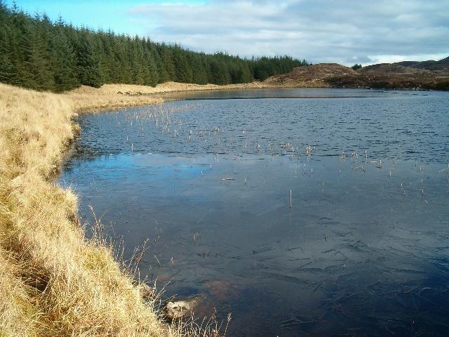 Loch an Fhidhleir