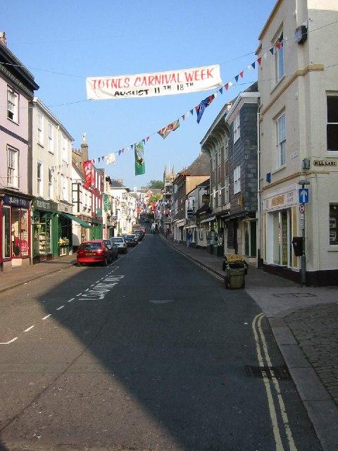 Fore Street, Totnes