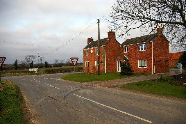 Clock House near Waddingham