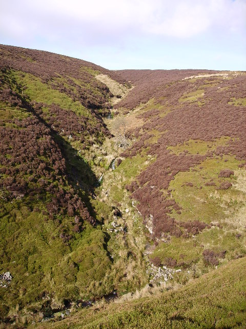 Dead Man's Stake Clough